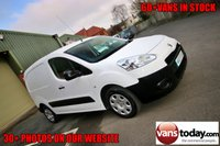 2013 PEUGEOT PARTNER 1.6 HDI S L1 850 89 BHP WOW LOOK AT THESE LOW MILES! £SOLD