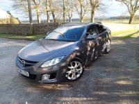 USED 2008 08 MAZDA 6 2.0 D SPORT 5d 140 BHP FANTASTIC CONDITION. ABSOLUTELY HUGE SERVICE HISTORY, JUST HAD TIMING BELT. 4 TYRES. BRAKES. BOSE SOUND SYSTEM. XENON LIGHTS