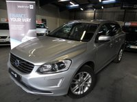 2013 VOLVO XC60 2.4 D4 SE LUX NAV AWD 5d AUTO 161 BHP £12490.00
