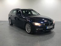 USED 2014 14 BMW 3 SERIES 3.0 330D LUXURY TOURING 5d AUTO 255 BHP LOW RATE FINANCE AVAILABLE WITH NIL DEPOSIT