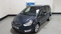 USED 2014 14 FORD GALAXY 2.0 TITANIUM TDCI 5d AUTO 138 BHP 1 Prev Owner/ Ford History /Bluetooth/ Parking Sensors