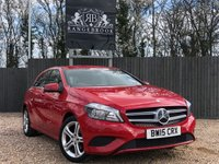 USED 2015 15 MERCEDES-BENZ A-CLASS 1.5 A180 CDI SPORT EDITION 5dr 1 Year Parts & Labour Warranty
