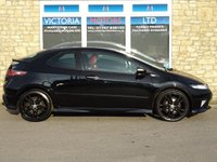 USED 2011 61 HONDA CIVIC 1.8 i-VTEC Type S GT [RED LEATHER] 3dr