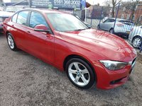 USED 2012 12 BMW 3 SERIES 2.0 320I SE 4d 181 BHP FULL BMW SERVICE HISTORY, ALLOYS, AIRCON