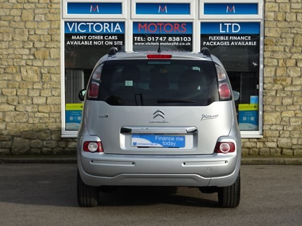 CITROEN C3 PICASSO at Victoria Motors Ltd