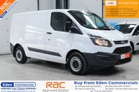 USED 2016 66 FORD TRANSIT CUSTOM 2.2 290
