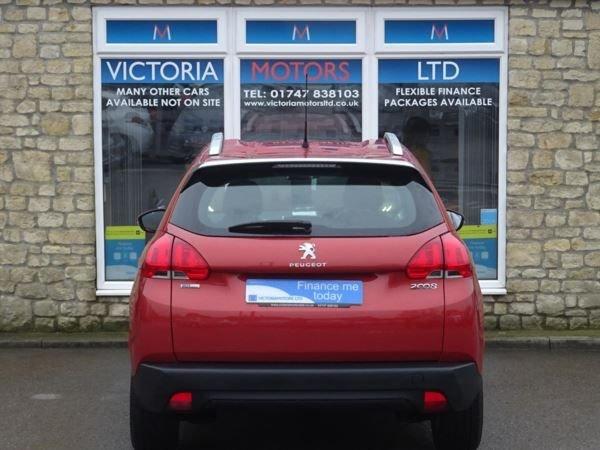 PEUGEOT 2008 at Victoria Motors Ltd
