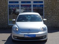 USED 2013 62 VOLKSWAGEN BEETLE 2.0 TDI Design Turbo Diesel 3dr