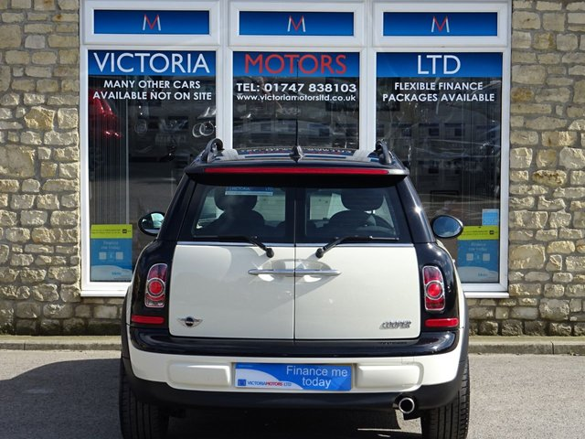 MINI CLUBMAN at Victoria Motors Ltd