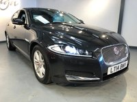 2014 JAGUAR XF 2.2 D LUXURY 4d AUTO 163 BHP £10995.00