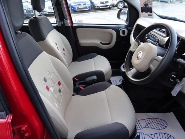 FIAT PANDA at Victoria Motors Ltd