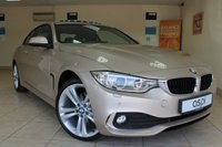 2013 BMW 4 SERIES 2.0 420D XDRIVE SE 2d AUTO 181 BHP COUPE £14950.00