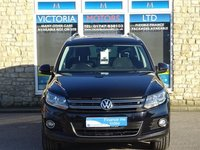 USED 2015 65 VOLKSWAGEN TIGUAN 2.0 TDi BlueTech Match 4MOTION 150 Turbo Diesel Auto 4X4 5 DR
