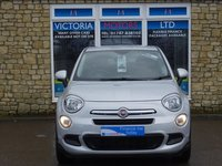 USED 2016 66 FIAT 500X 1.6 E-torQ Pop [1 OWNER] 5dr