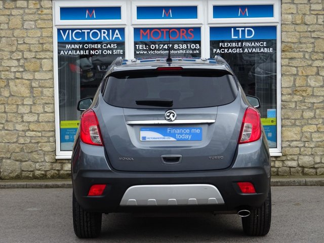 VAUXHALL MOKKA at Victoria Motors Ltd