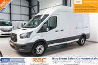 USED 2017 17 FORD TRANSIT 2.0 350 L3 H3 * AIR CON * LONG FORD WARRANTY * EURO 6