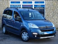 USED 2015 65 CITROEN BERLINGO MULTISPACE 1.6 BlueHDi 100 XTR Turbo Diesel ETG6 Auto 5 Dr
