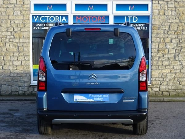 CITROEN BERLINGO MULTISPACE at Victoria Motors Ltd
