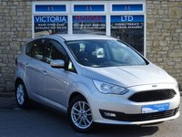 USED 2015 15 FORD C-MAX 1.6 125 Zetec [NEW SHAPE] 5dr