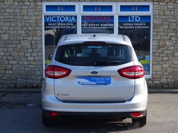 FORD C-MAX at Victoria Motors Ltd