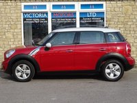 USED 2015 15 MINI COUNTRYMAN 1.6 Cooper [1 OWNER] 5dr
