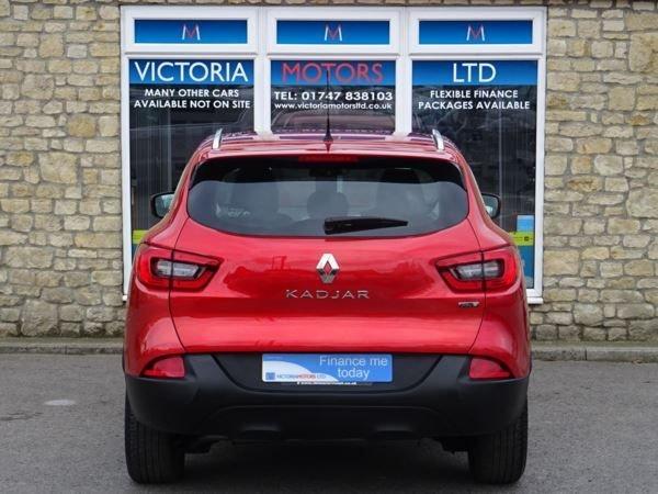 RENAULT KADJAR at Victoria Motors Ltd