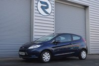 2010 FORD FIESTA 1.6 ECONETIC TDCI 3DR £2200.00