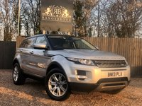 2013 LAND ROVER RANGE ROVER EVOQUE 2.2 ED4 PURE TECH 5dr