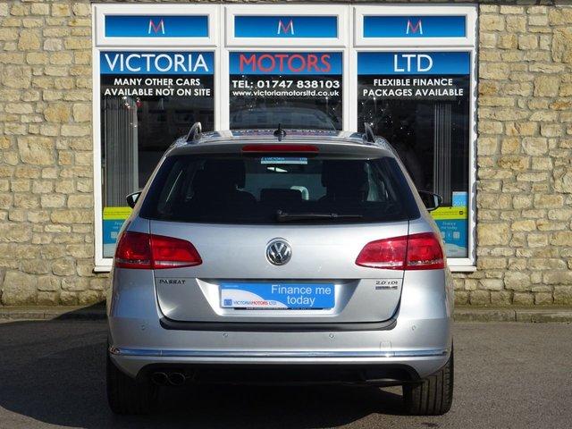 VOLKSWAGEN PASSAT at Victoria Motors Ltd