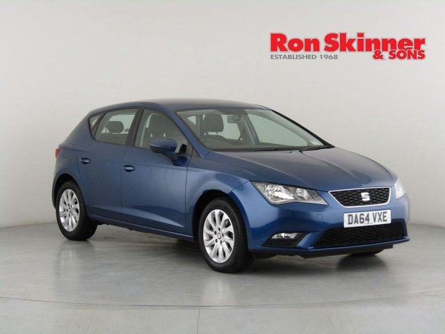 View our 2014 64 SEAT LEON 1.6 TDI SE 5d 105 BHP