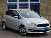 USED 2015 15 FORD C-MAX 1.0 EcoBoost Turbo Petrol Zetec [£30 TAX] 5dr