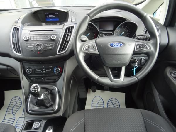 FORD C-MAX at Victoria Motors Ltd