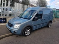 2010 FORD TRANSIT CONNECT **NO VAT** 1.8 T230 TREND 5d 110 BHP FULL SERVICE HISTORY £SOLD