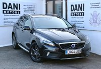 USED 2014 64 VOLVO V40 1.6 D2 Lux Cross Country Powershift (s/s) 5dr 1F OWNER*PARK AID*BLUETOOTH
