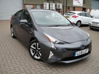 USED 2016 16 TOYOTA PRIUS 1.8 VVT-I EXCEL 5d AUTO 97 BHP ANY PART EXCHANGE WELCOME, COUNTRY WIDE DELIVERY ARRANGED, HUGE SPEC