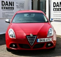 USED 2016 16 ALFA ROMEO GIULIETTA 1.6 JTDM-2 Business Edition (s/s) 5dr *1 OWNER*SATNAV*PARKING AID*