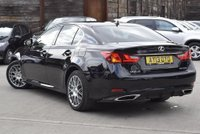 USED 2013 13 LEXUS GS 2.5 Luxury 4dr SATNAV, CAMERA, ULEZ COMPLIANT