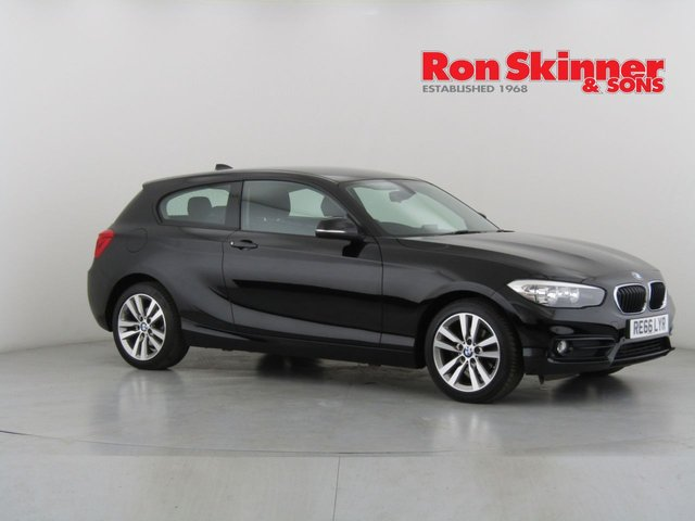 View our 2016 66 BMW 1 SERIES 1.5 116D SPORT 3d 114 BHP