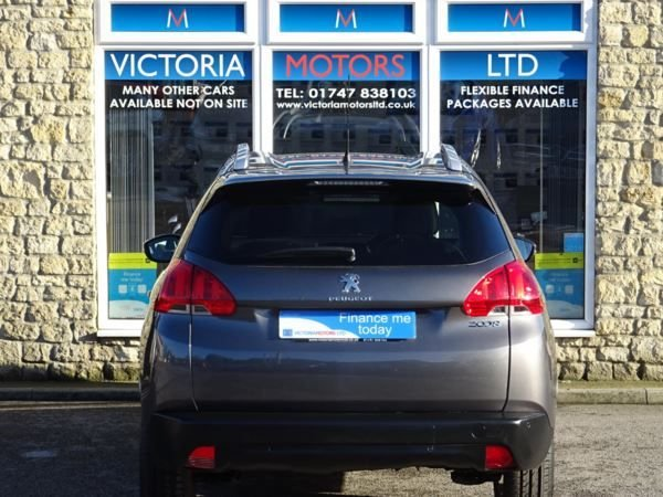PEUGEOT 2008 at Victoria Motors Ltd