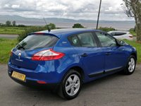 USED 2011 RENAULT MEGANE 1.6 BIZU 5d 100 BHP BUY NOW, PAY NOTHING FOR 2 MTH