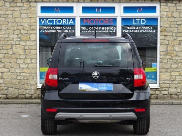 SKODA YETI at Victoria Motors Ltd