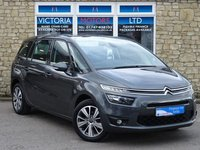 USED 2015 65 CITROEN C4 GRAND PICASSO 1.6 BlueHDi Selection [£20 TAX] Turbo Diesel 7 SEATER 5dr