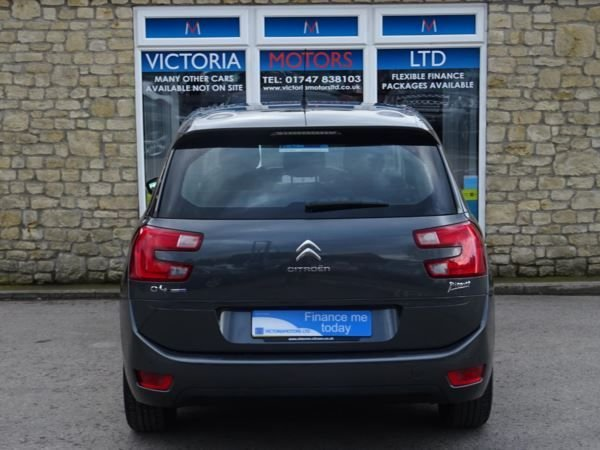 CITROEN C4 GRAND PICASSO at Victoria Motors Ltd