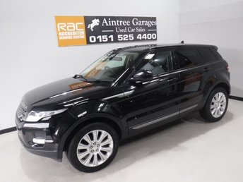 2015 LAND ROVER RANGE ROVER EVOQUE 2.2 SD4 PURE TECH 5d 190 BHP £18000.00