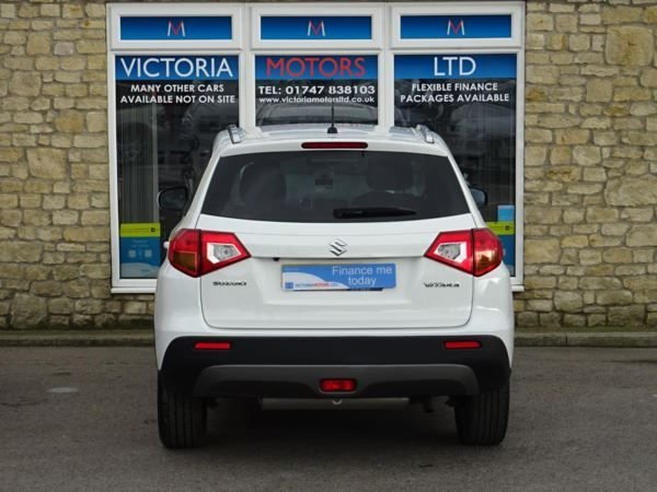 SUZUKI VITARA at Victoria Motors Ltd