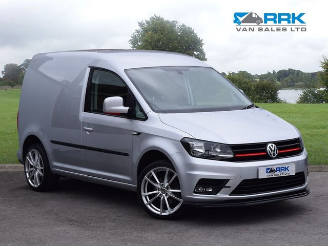 7d16a609fb Used Volkswagen Caddy vans in Worksop from RRK Van Sales Ltd