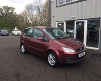 USED 2005 05 FORD C-MAX 1.8 C-MAX ZETEC 125 BHP THIS VEHICLE IS AT SITE 1 - TO VIEW CALL US ON 01903 892224
