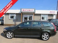 USED 2005 55 VOLVO V50 2.0 D SE 5DR ESTATE DIESEL 135 BHP +++APRIL SALE NOW ON+++