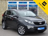 USED 2014 64 KIA SPORTAGE 1.7 CRDi ISG 2 [PAN ROOF] Turbo Diesel 5dr