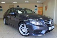 2015 MERCEDES-BENZ E-CLASS 2.1 E250 CDI AMG LINE 4d AUTO 201 BHP £14950.00